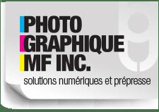 Page contact Photo Graphique MF Logo