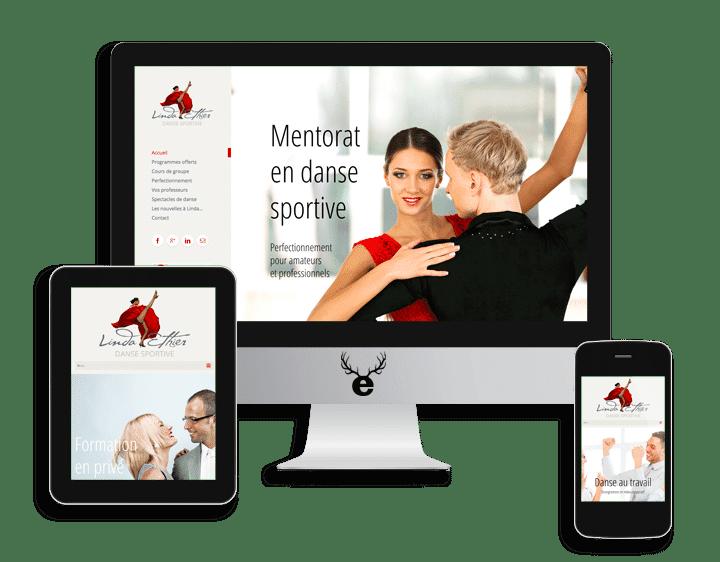 Photo Graphique MF Impression numérique Montreal Laval service de création de sites web
